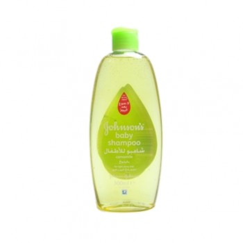 JOHNSON'S BABY SHAMPOO CAMOMILLA 300 ML