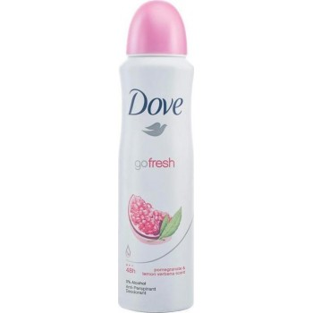 DOVE DEO SPRAY GO FRESH POMEGRANATE 150 ML