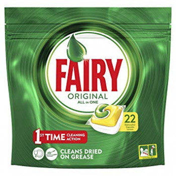 FAIRY ORIGINAL LEMON 22 CAPS