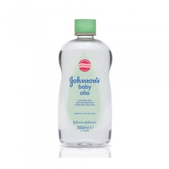 JOHNSON'S BABY OIL ALOE 300 ML