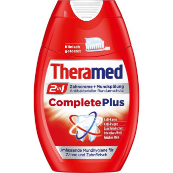 THERAMED ΟΔΟΝΤΟΚΡΕΜΑ COMPLETE PLUS 8 75 ML