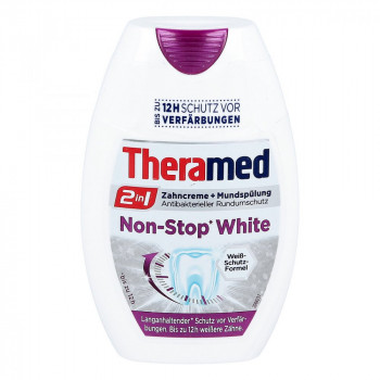 THERAMED ΟΔΟΝΤΟΚΡΕΜΑ NON-STOP WHITE 75 ML