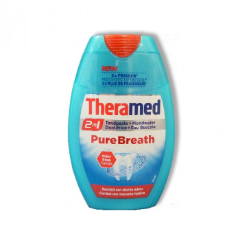 THERAMED ΟΔΟΝΤΟΚΡΕΜΑ PURE BREATH 75 ML