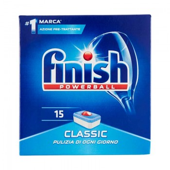 FINISH POWERBALL CLASSIC 15ΤΕΜ