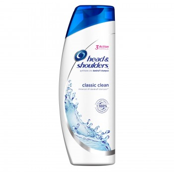HEAD AND SHOULDERS ΣΑΜΠΟΥΑΝ CLASSIC CLEAN 360 ML