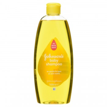 JOHNSON'S BABY SHAMPOO GOLD 500 ML