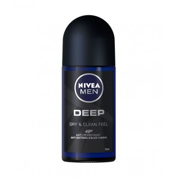 NIVEA DEO ROLL-ON MEN DEEP 50 ML