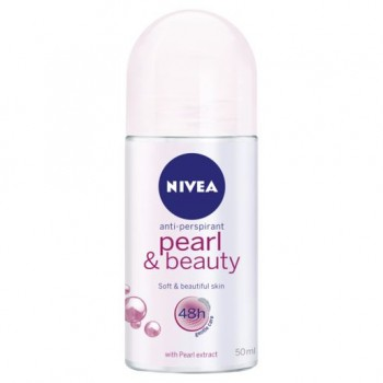 NIVEA DEO ROLL-ON PEARL & BEAUTY 50 ML