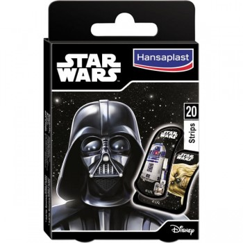 HANSAPLAST STRIPS STARWARS KIDS 20 ΤΕΜ