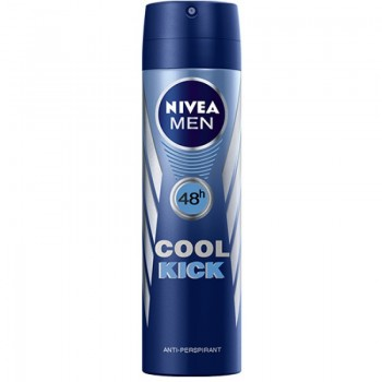 NIVEA DEO SPRAY COOL KICK 150 ML
