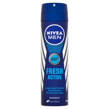 NIVEA DEO SPRAY FRESH ACTIVE 150 ML