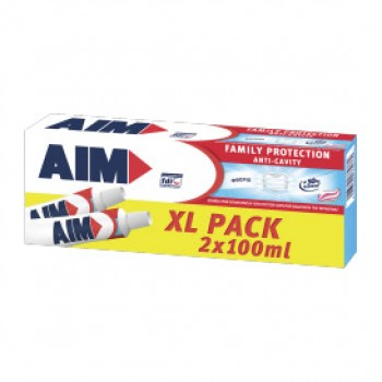 AIM FAMILY PROTECTION 2x100 ML