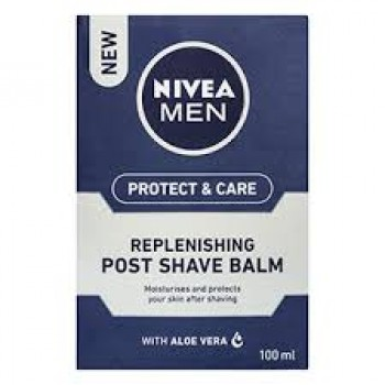 NIVEA AFTER SHAVE BALM PROTECT & CARE 100 ML