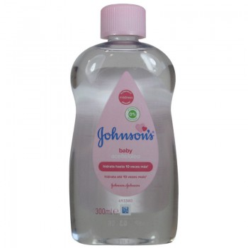 JOHNSON'S BABY OIL ORIGINAL 300 ML