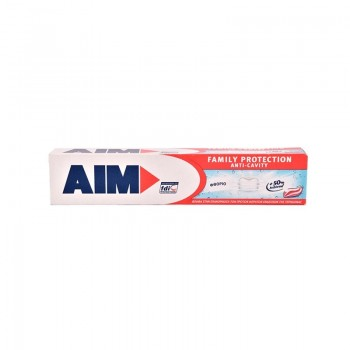 AIM ΟΔΟΝΤΟΚΡΕΜΑ FAMILY PROTECTION ANTI-CAVITY 75 ML