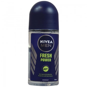 NIVEA DEO ROLL-ON FRESH POWER 50 ML