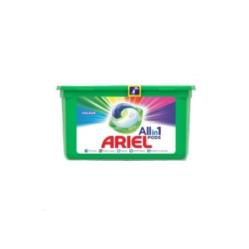 ARIEL ΚΑΨΟΥΛΕΣ All in 1 COLOR 23T