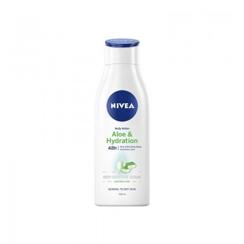 NIVEA BODY LOTION ALOE & HYDRATION 250 ML