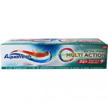 AQUAFRESH ΟΔΟΝΤΟΚΡΕΜΑ MULTI ACTION EXTRA 75 ML