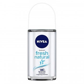 NIVEA DEO ROLL-ON FRESH NATURAL 50 ML