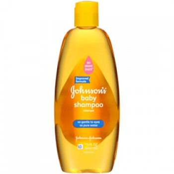 JOHNSON'S BABY SHAMPOO MIX 8 GOLD + 4 BED TIME