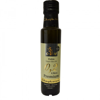 AMPHOREUS 0,2 Premium Extra Virgin Olive Oil 100ml